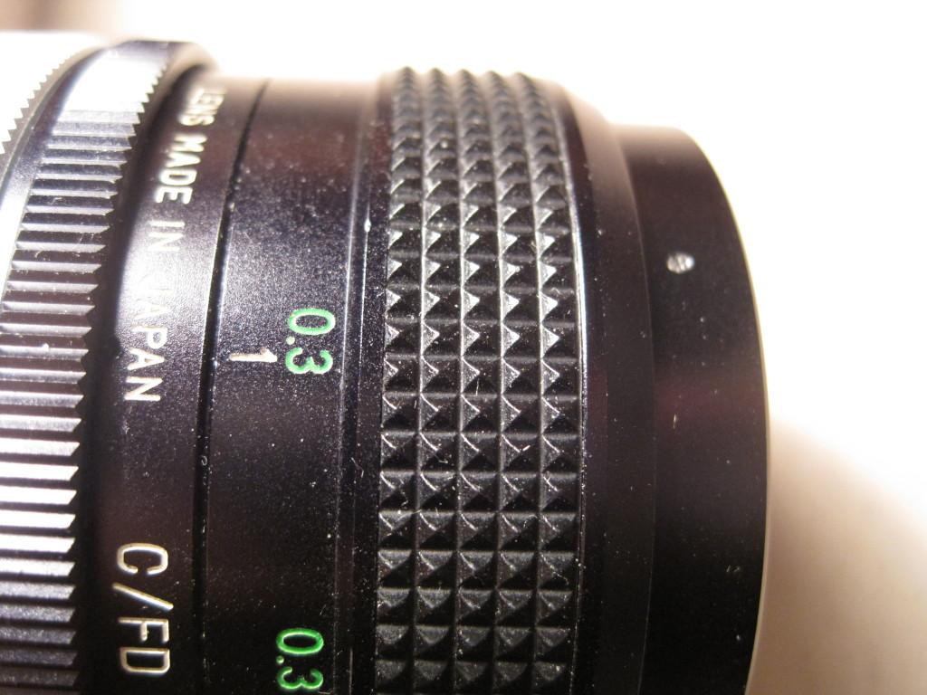 Lair Of The Multimedia Guru » Fixing a 24mm f/2 vivitar/kiron lens